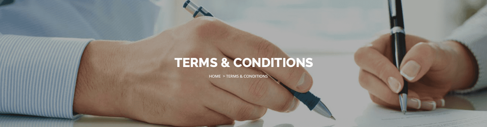 term and conditions carsirent